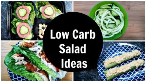 Salads - Low Carb Recipes For Weight Loss