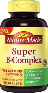 B Complex Vitamins For Hair Growth