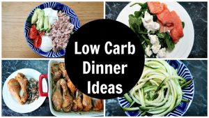 Recipes For Low Carb Dinners - Low Carb Recipes For Weight Loss