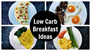 Low Carb Recipes For A Delicious Breakfast - Low Carb Recipes For Weight Loss
