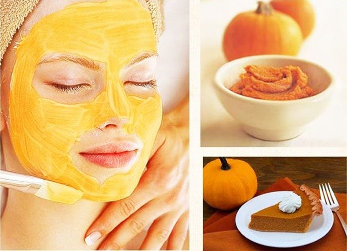 10 Effective Recipes DIY Pumpkin Face Mask For All Skin