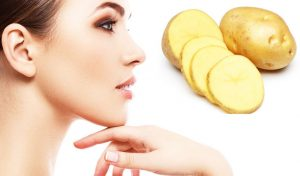 potato for face pigmentation