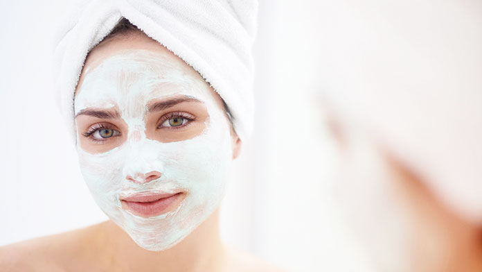 Facial Mask Against Oily Skin - DIY Face Mask For Pimples