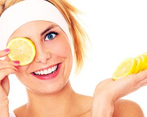 Lemon For Face