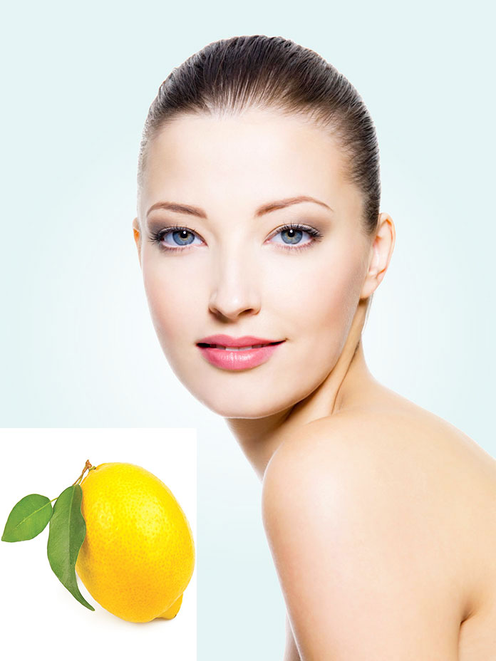 The Lemon Mask - lemon face mask benefits