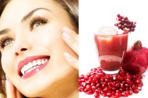 The Recipe For Nourishing Pomegranate Mask For Normal Skin