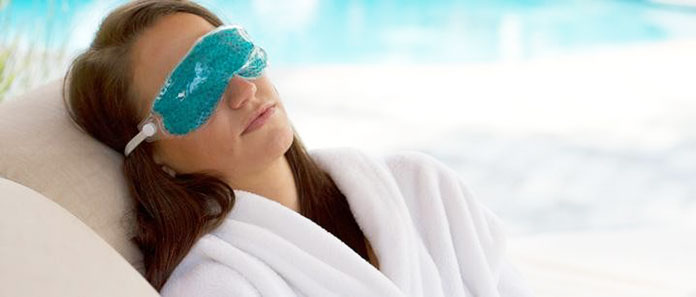 Cold Compress - Natural Remedies for Red Eyes