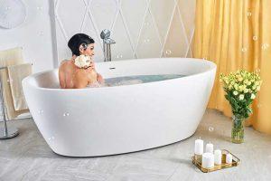 Vinegar Detox Bath