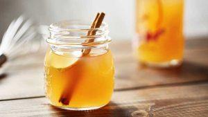 Apple Vinegar Detox Drink