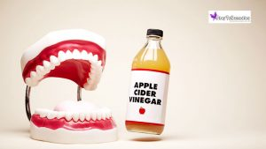 how to protect teeth when taking vinegar apple water