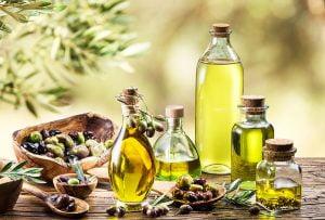 Olive Oil - oil face mask