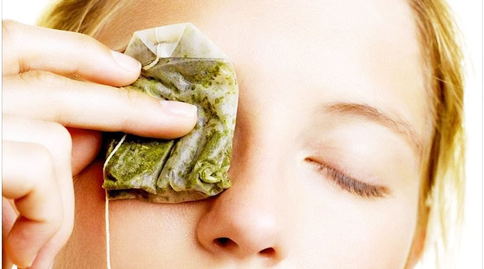 Tea Bags - Remedies for Red Eyes