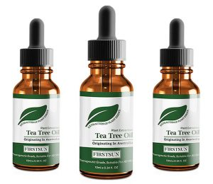 Tea Tree Essential Oil for Acne