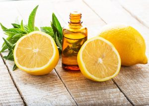 lemon essential oil from acne