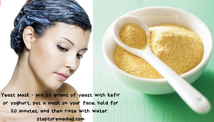 Yeast Mask Cleansers - Homemade Cleansers For Oily Skin