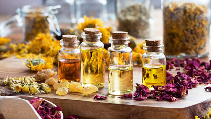 essential oils for sensitive skin