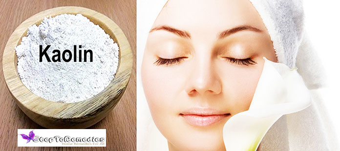 Kaolin Cleanser - 13 Best Natural Face Cleanser For Aging Skin