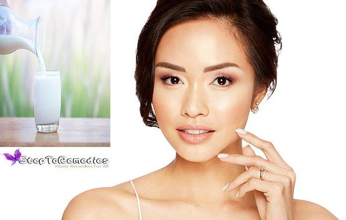 Milk Cleanser - 13 Best Natural Face Cleanser For Aging Skin