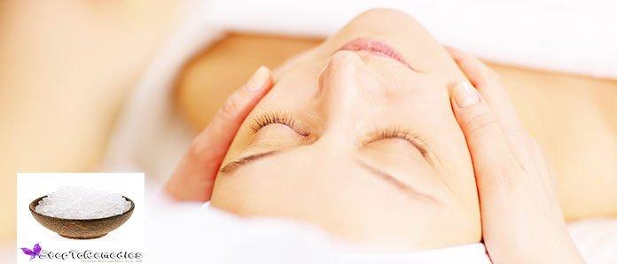 Salt Cleanser- 13 Best Natural Face Cleanser For Aging Skin