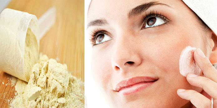 Uses For Whey Protein - 13 Best Natural Face Cleanser For Aging Skin