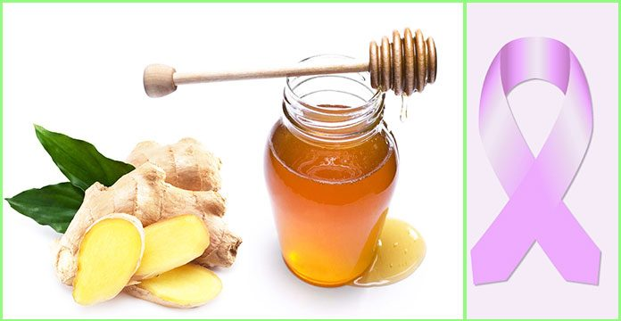 Ginger And Honey For Cancer