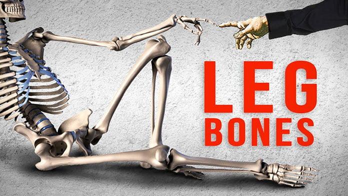 bone pain in legs at night