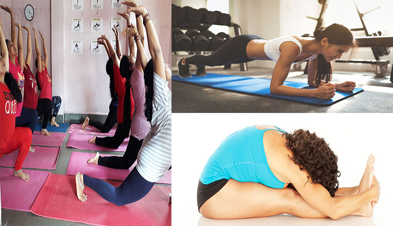 A Set Of Exercises To Reduce Soreness During Menstruation