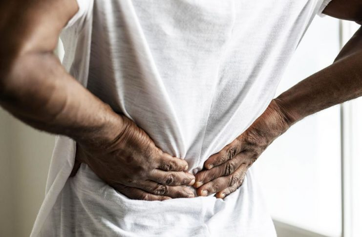 Back Exercise: Lower Pain Relieve Techniques