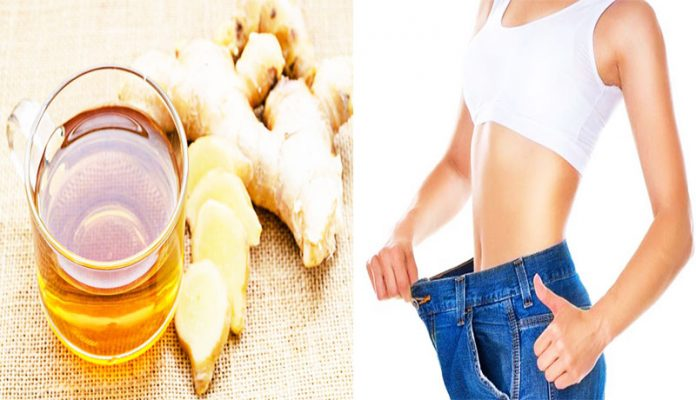 Ginger Tea For Weight Loss Recipe & Strengthen The Immune System