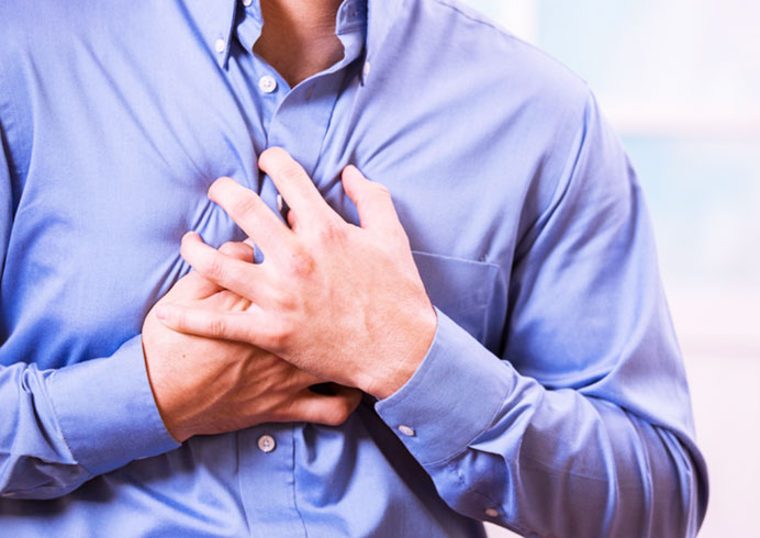 10 Tips For How To Get Rid Of Acute Heart Pain
