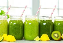 How To Make A Smoothie Green Smoothie Recipe