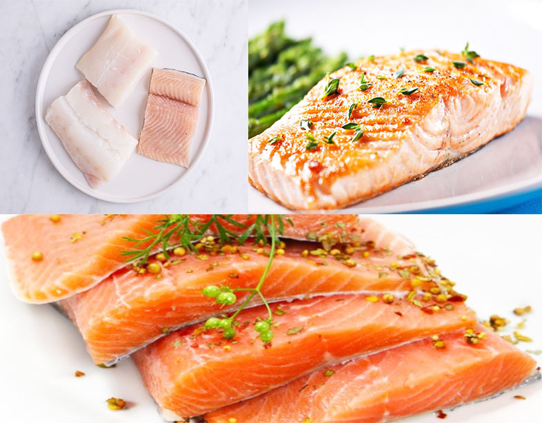 Fish - Pregnancy Nutrition Importance Of Nutrition During Pregnancy