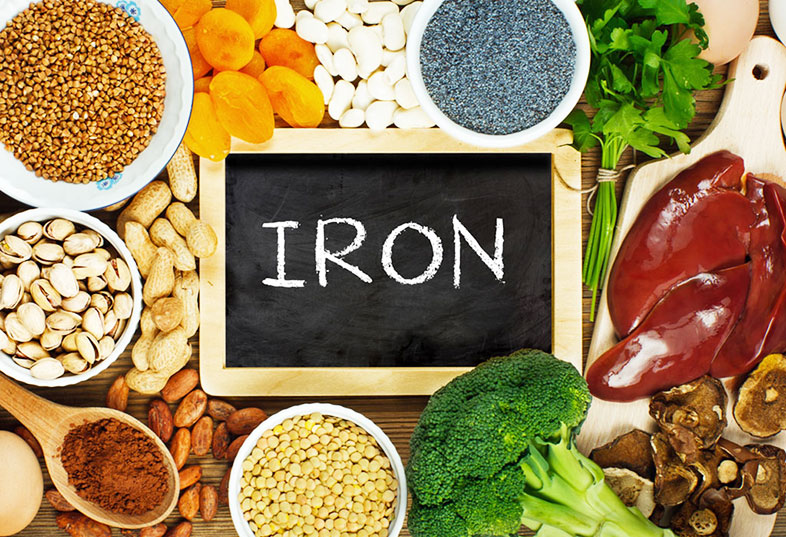 Iron Prevents Anemia - Pregnancy Nutrition