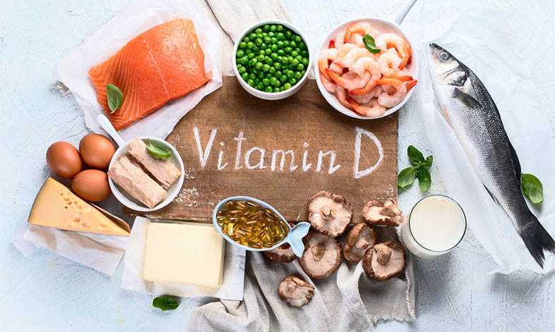 Vitamin D Helps Strengthen Bones - Pregnancy Nutrition
