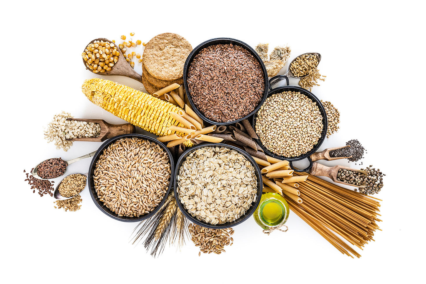 Whole Grains - Pregnancy Nutrition