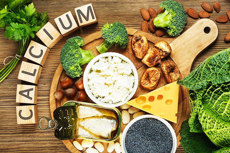 Calcium Strengthens Bone Tissue - Pregnancy Nutrition